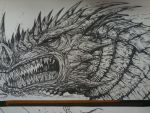 Hand Drawn Playmat by Deadhead37