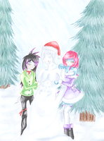 The best Snowman by D3adlyxP0ison