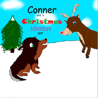 Conner and the Christmas Adventure 2011 by qalaxybutt