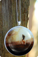 Glow Pendant by ThisYearsGirl