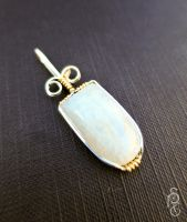 Two Tone Moonstone by SRTolton
