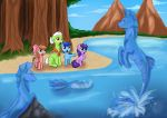 Discovering the Legendary Sea Ponies by DarkCrazyD