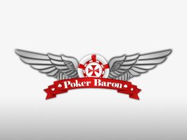 Poker Baron Logo by eyenod