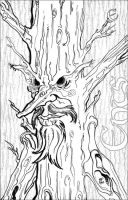 AlphaBeasts - E is for Ents by BigDogsStudio