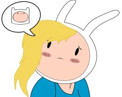 Adventure time fionna by cedrix302