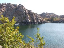 River Nile around Philae 2 by Magdyas