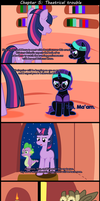 Past Sins: Theatrical Trouble P6 by SaturnStar14