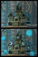 Zoom Building2 by AlexChes