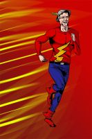 Jay Garrick by Cubed1