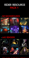 Rider Resource Pack #1 by Rider-GFX