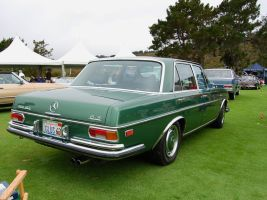 Mercedes 300SEL 6.3 by Partywave