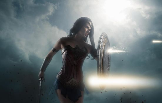 Wonder Woman - I used to want to save the world by Anastasya01