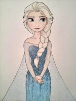 Elsa by wiegand90