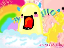 Little Monster - Colour by angelsfiishy