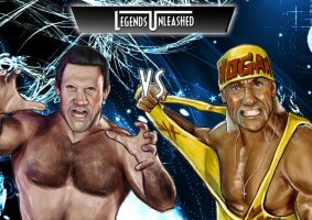 Bruno vs Hogan by Bardsville