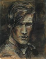 Matt Smith by Alea-Lefevre