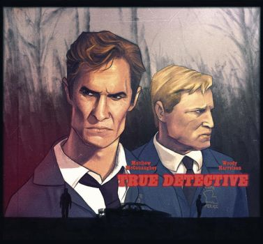 True Detective by IgnacioRC