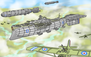 7th Cruiser Squadron by ColorCopyCenter