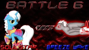 Pony Kombat New Blood 3 Round 2, Battle 6 by Macgrubor