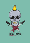 The Dead King by Astrodeer