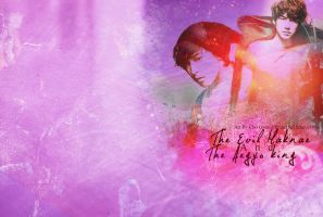 Maknae and King Wallpaper (Pink ver.) by Prom15e13elieve10ve