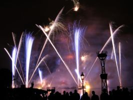 Epcot Illuminations Stock 19 by AreteStock