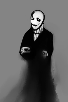 W. D. Gaster by Wuetend-Tee