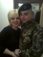 My wife and me by Milosh--Andrich