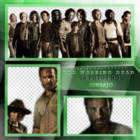 TWD season 3 photopack PNG by ForeverTribute
