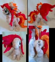 OC My little pony plush by LRK-Creations
