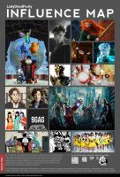Influence Map 2012 by LadyDeadPooly
