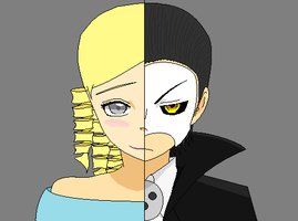 Soul Eater: Phantom of the Opera by snowcloud8