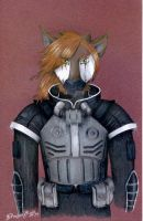 You in a Spacesuit - Part 1 by DragonysArt