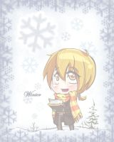 Winter: Remus by Marauders-club