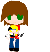 My Imouto and her chibi me by haileebailee123456