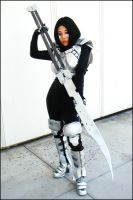 AX2007 - Battle Angel Alita by squarex