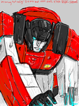 Sideswipe: Kthxbye by batchix