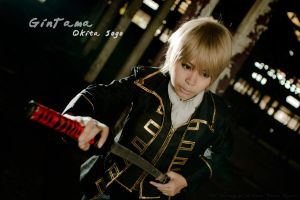 GinTama - Captain of 1st by KURA-rin