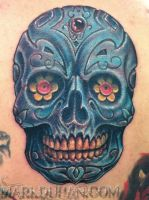 SUGAR SKULL by amduhan