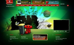 BP Home Page by scottrichardson