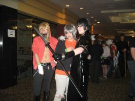 Togainu no Chi Group by Witts-End