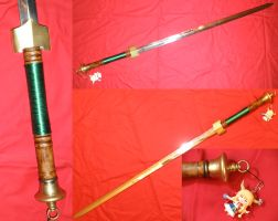 Chinese Sword by Natfoe