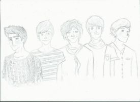 One direction by TheLovePotion