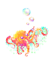 Coloctopus by KikiTheMonkey