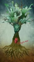 Lady Tree by Chihyro