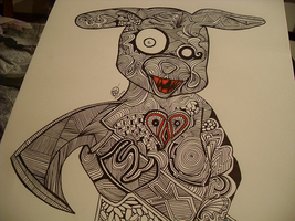 Bloody Bunny Finished by princerul