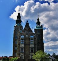 Rosenborg Slot by ThoughtMemory