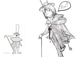 Fool! by Gumiko