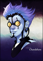 Chandelure by andarix
