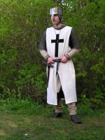Teutonic knight by fengaren